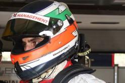 Ferdinando Monfardini sale sulla Lamborghini Gallardo GT3 della Cars Engineering