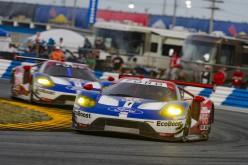 Sono 4 le Ford GT che correranno alla 24 Ore di Le Mans, a 50 anni dalla storica triplice vittoria dell'Ovale Blu