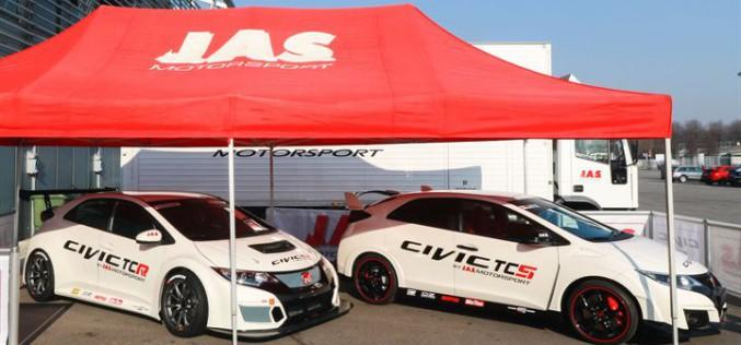 Maurizio Ambrogetti, l'impegno di JAS Motorsport nel Campionato Italiano Turismo sarà anche per i giovani