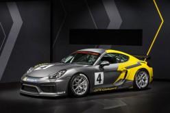 Anche le Porsche Cayman GT4 Clubsport nel Campionato Italiano Gran Turismo