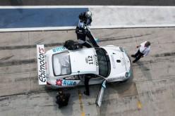 Venerosi-Baccani salgono in GT3 con la Porsche R dell'Ebimotors