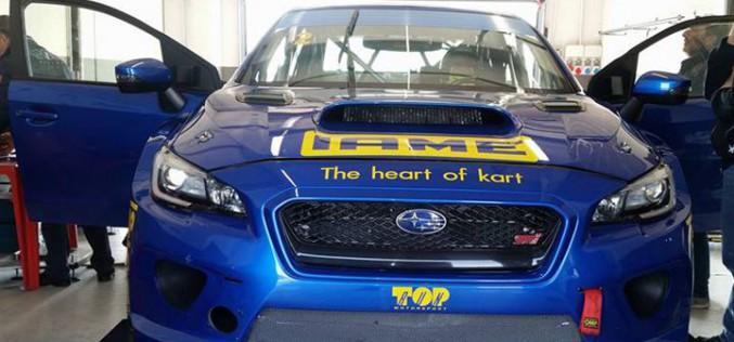 Subaru TCR – Top Run, altri 150 km di test con Luca Rangoni