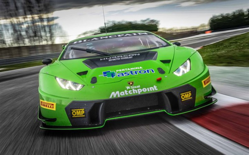 Agostini-Di Folco la punta di diamante dell'Antonelli Motorsport nella classe Super GT3 del tricolore GT 2016