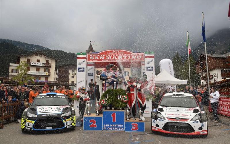 Cristian Marin: il Rallye di San Martino è storia e tradizione, ma anche motivo di orgoglio