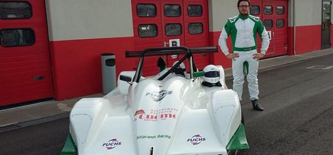 Eugenio Pisani, comincia bene la marcia di avvicinamento al Campionato Italiano Sport Prototipi