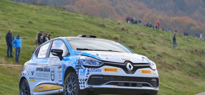 I trofei Renault confermano il loro impegno nel Campionato Italiano Rally