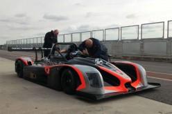 Nannini Racing, svelata in pista la nuova Norma per puntare al Campionato Italiano Sport Prototipi