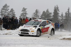 Rally di Svezia sfortunato per Max Rendina