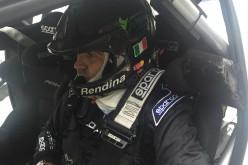 Max Rendina in gara per l'Associazione Peter Pan Onlus