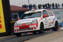 Il debutto del Casarano Rally Team inizia con il podio per il duo Petracca-De Nuzzo