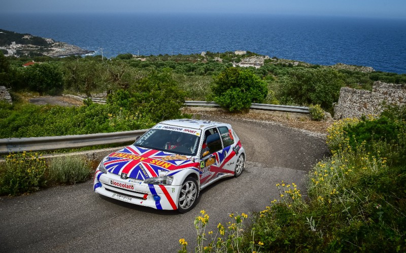 Mauro Santantonio è il vincitore della Coppa Aci Sport Rally Nazionali di classe A6