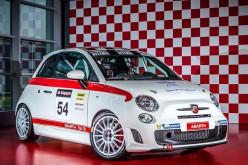Abarth, ecco la 595 OT per il TCS del Campionato Italiano Turismo