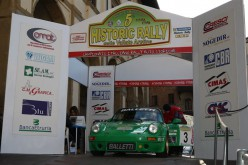 Il CIR Auto Storiche al via al Rally Vallate Aretine