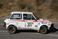 Ad Arezzo la prima del Trofeo A112 Abarth