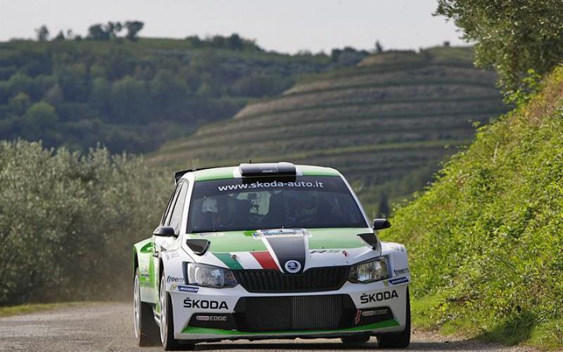 34° Rally Due Valli. A Verona si decide il Campionato Italiano Rally 2016