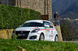 Suzuki Rally Trophy trona sulla scena al Rally Il Ciocco e Valle del Serchio