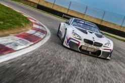 Comandini-Cerqui si schierano con la M6 GT3 di BMW Team Italia