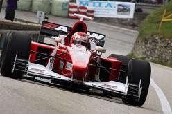 Svoboda su Lola nel Campionato Italiano Velocità Montagna