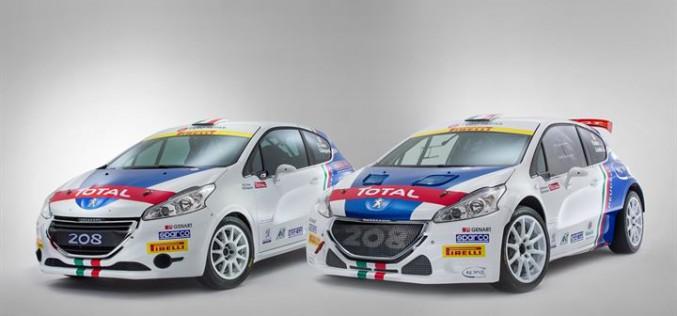 Rally Il Ciocco: Peugeot parte alla caccia del tricolore 2016