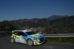 Alessandro Perico Terzo al 39° Rally Il Ciocco e Valle del Serchio