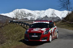 Suzuki Rally Trophy: Martinelli uno e due al Rally Il Ciocco e Valle del Serchio