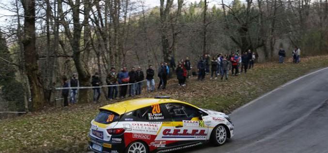 Trofeo CLio R3T Top, Luca Panzani e Sara Baldacci prendono tutto al Ciocco