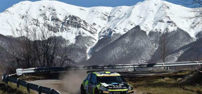 Tassone parte con il piede giusto nel Campionato Italiano Rally