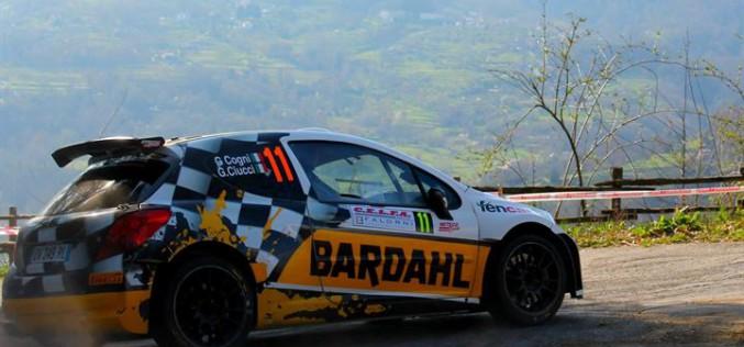 Erreffe Rally Team con due vetture nella top ten del Ciocco