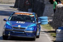 Antonio Vivone rientra nel Campionato Italiano Velocità Montagna