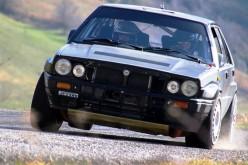 Sei gli equipaggi Squadra Corse Isola Vicentina al Rally Vallate Aretine