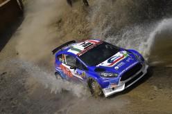 Max Rendina ed Emanuele Inglesi conquistano il podio del WRC2 al Rally Del Messico