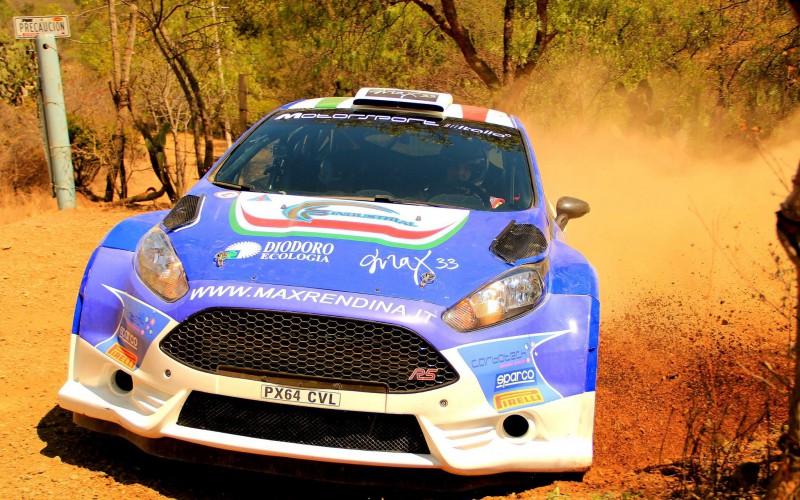 Motorsport Italia al Rally Del Messico con Benito Guerra e Max Rendina
