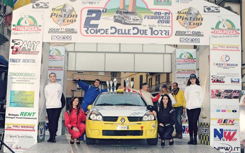 Cambiano le modalità di partecipazione alla Rally Piston Cup: piloti ancor più agevolati