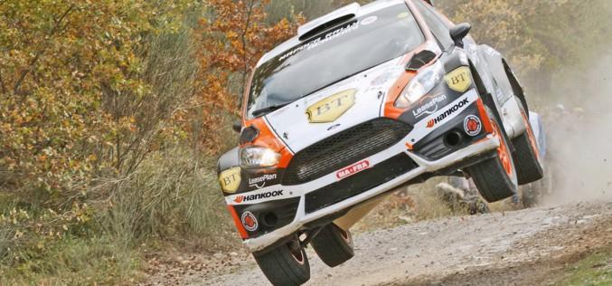 ERTS-Hankook Competition  rilancia la sfida nel tricolore rally