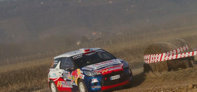 Gabriele Tognozzi al 39° Rally Il Ciocco e Valle del Serchio