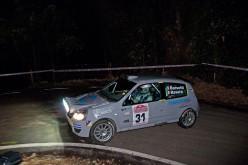 Il Rally del Carnevale ha assegnato i primi punteggi del Trofeo Rally ACI Lucca