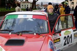Lisa Meggiarin conquista il podio al 6° Historic Rally Vallate Aretine