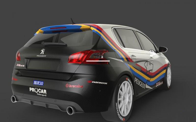 Peugeot 308 Mi16, il TCS secondo 2T Course & Reglage per il Campionato Italiano Turismo