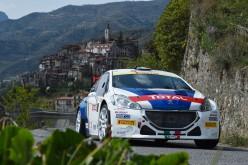 Andreucci vince il Rally di Sanremo e si conferma leader della classifica tricolore