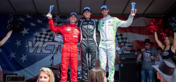 Simone Monforte torna nella NASCAR Whelen Euro Series in squadra con Lauda e Hunt