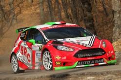 BRC pronta per il 63° Rallye di Sanremo