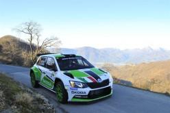 Rallye di Sanremo secondo appuntamento di SKODA nel Campionato Italiano Rally 2016