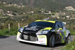 Ciava-Michi al Rally di Sanremo