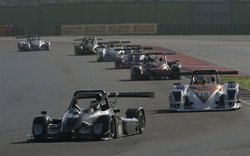 Tutto pronto a Misano per il week end inaugurale del Campionato Italiano Sport Prototipi