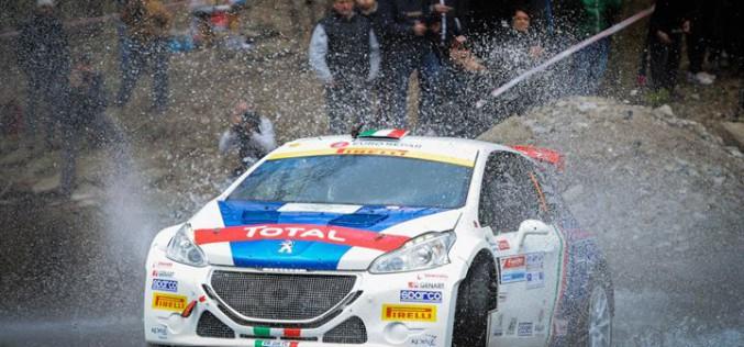 Rallye Sanremo, il fascino della Notturna