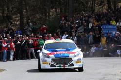 Peugeot 208 regina indiscussa del Rally di Sanremo