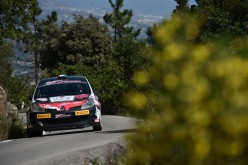 "Corinne Federighi ""a punti"" al Rallye Sanremo"