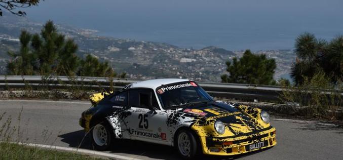 Balletti Motorsport: missione compiuta al Sanremo