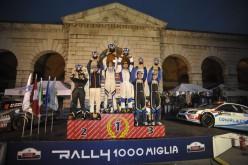 La 40ª edizione del Rally 1000 Miglia si presenta