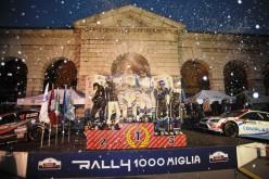 S'avvicina la quarantesima edizione del Rally 1000 Miglia